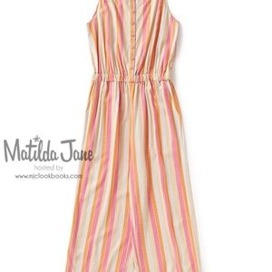~ Matilda Jane Take A Chance Romper - L